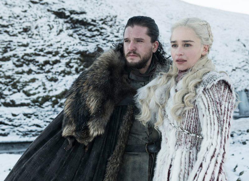 Οι πρώτες φωτογραφίες του νέου Game Of Thrones