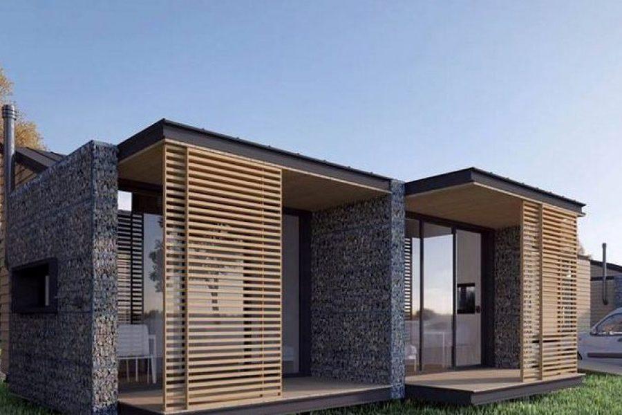 Έλληνες αρχιτέκτονες σχεδιάζουν σπίτια για άστεγους