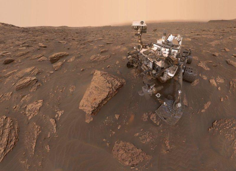 Εντυπωσιακό βίντεο 360 μοιρών από τον Άρη