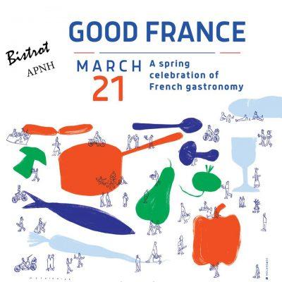 French cuisine στο Bistrot Άρνη