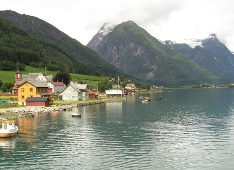 Το χωριό της Νορβηγίας που κερνάει θέα και γνώση