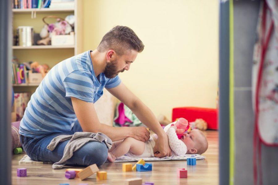 Είσαι νέος πατέρας; Δες πώς θα είσαι και σωστός