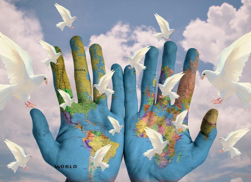Ο πλανήτης είναι πιο ειρηνικός σε σχέση με το 2014