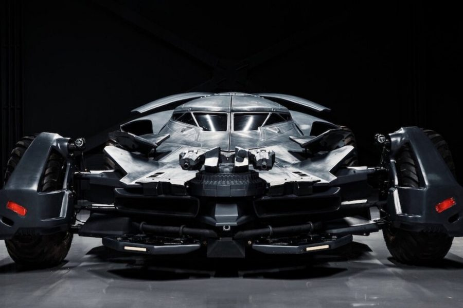 Το αυτοκίνητο του Μπάτμαν κυκλοφορεί… κανονικά και με το νόμο