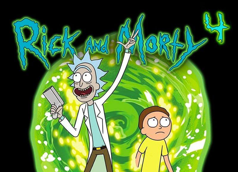 Διαθέσιμη η νέα σεζόν Rick & Morty στο Netflix
