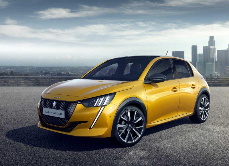Peugeot 208: To αυτοκίνητο της χρονιάς