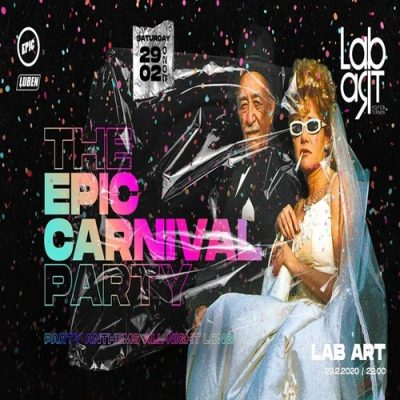 The EPIC Carnival Party στο Lab Art