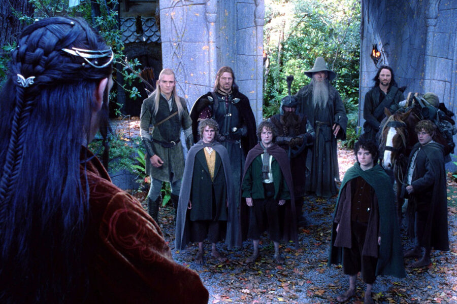 «Reunion» για το Lord of the Rings