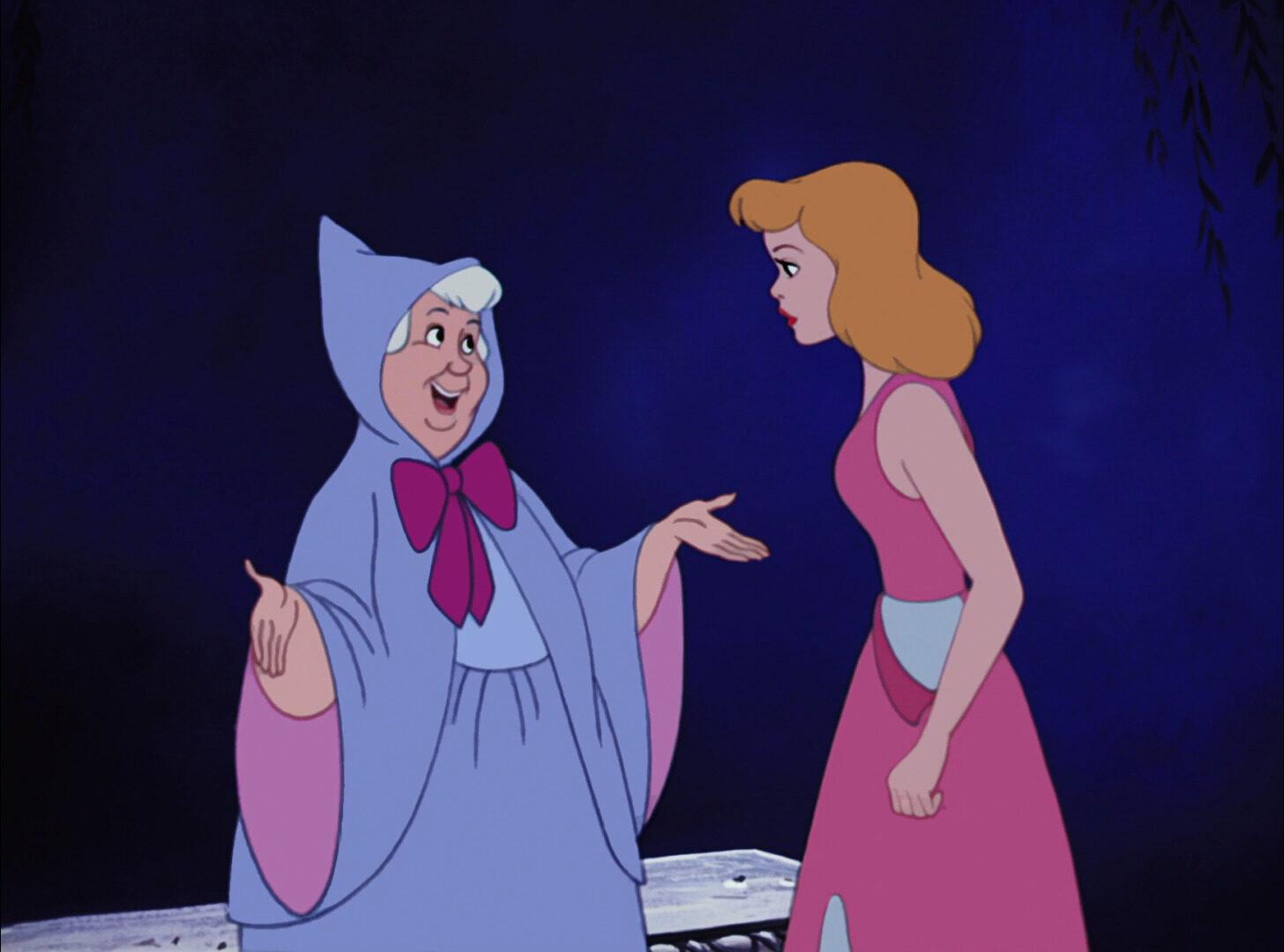 Χωρίς φύλο η νεράιδα στο reboot της Σταχτοπούτας